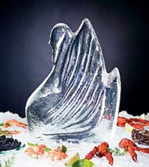 Swan Ice Mold